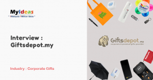 Interview with giftsdepot.my